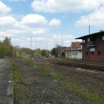 62,000 Walsrode Gleise Richtung Norden
