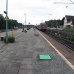 009 Bahnsteig 4 in Fahrtrichtung Hamburg