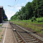 150,275 Bf Oldenbuettel, Bahnsteige, N-S
