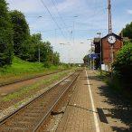 150,275 Bf Oldenbuettel, Bahnsteige, S-N